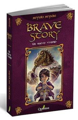 Brave Story, la novela fantástica más prestigiosa de Japón