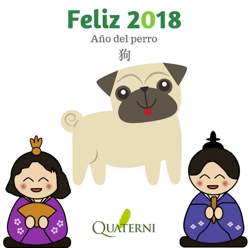 Quaterni os desea Feliz Navidad y próspero 2018