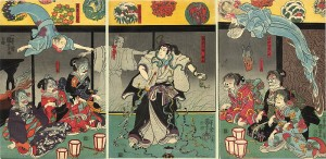 Kuniyoshi_The_Ghosts