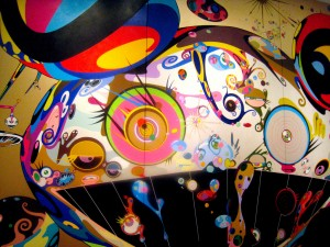 murakami paint
