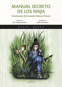Manual secreto de los ninja - manga